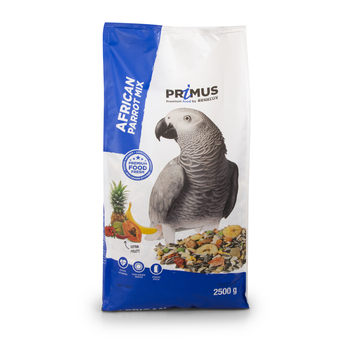 PRIMUS AFRICAN PARROT MIX 2500G